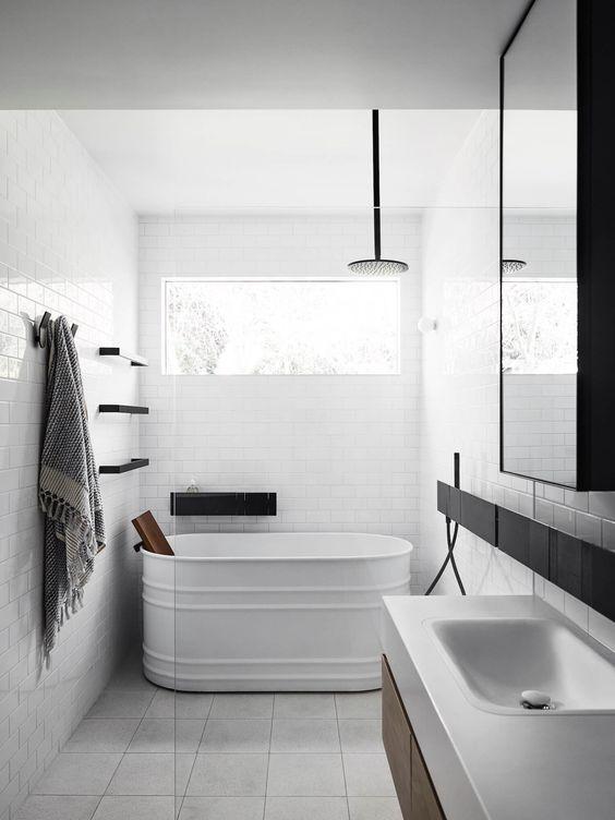 Inspiration 54 Back To Black Bathroom Hardware L Design Llc